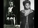 Luciano Pavarotti Martina Arroyo Teco io sto Live 1971