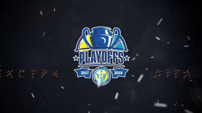 Чемпионат Украины Енергія 14 Продексім Финал плей-офф. 3 матч