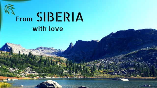 From Siberia with love