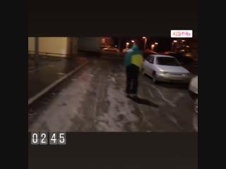 каток по всему Ростову