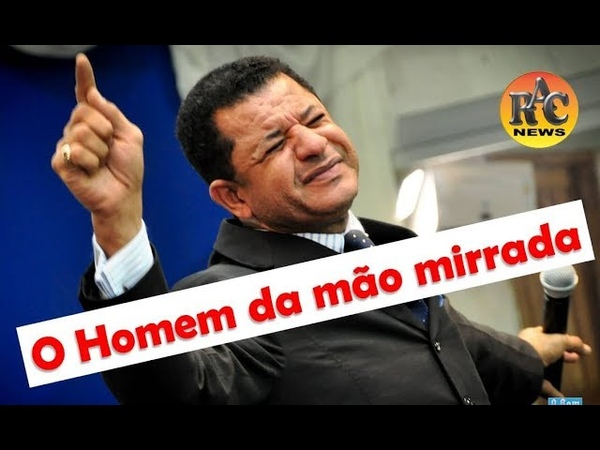 Pregações de Vitoria 2018 Pr Abílio Santana O Homem da mão mirrada