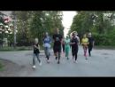 За здоровый образ жизни Житель Голицыно организовал беговые тренировки