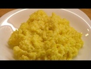 Кукурузная каша на молоке Maize porridge with milk ♡ English subtitles