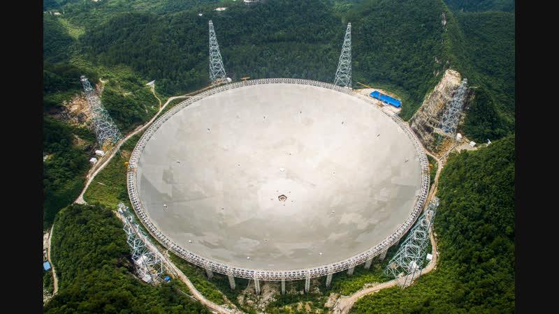 Вопрос 3 В какой провинции находится самый большой в Китае радиотелескоп FAST
