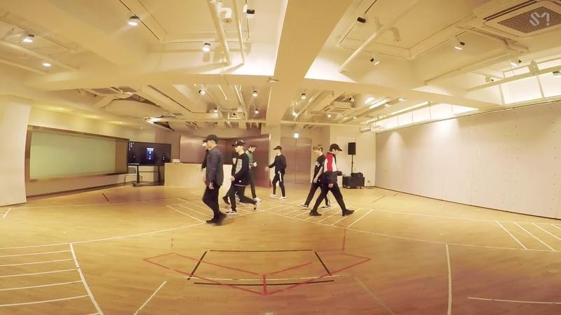 EXO - Ooh La La La Dance Practice (Reupload)