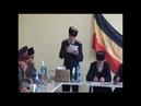 Совет атаманов восстановленных станиц 27.10.2018: выступление Тращея Ю. И. (Урупа)