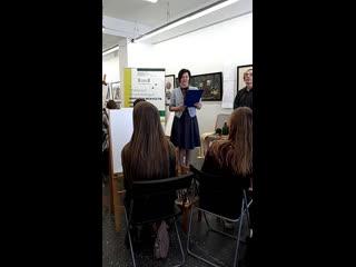 Мастер - класс члена союза художников России Кузнецова Олега Геннадьевича