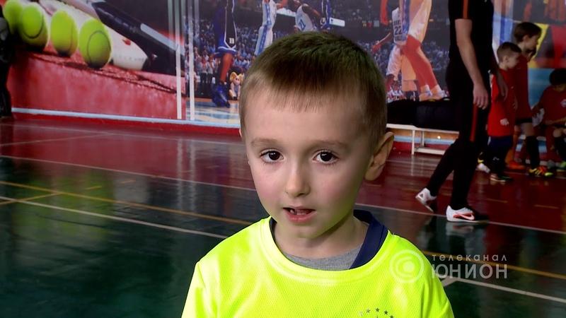 Артём - детская футбольная школа Barsa