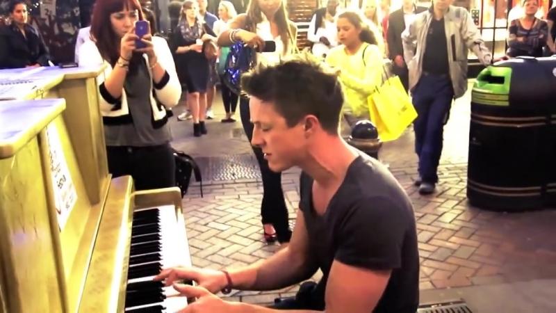 Талантливый пианист из Лондона