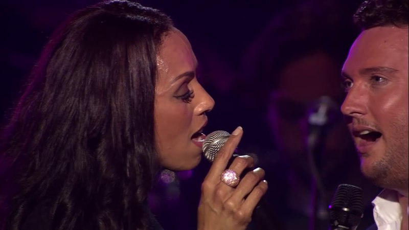 Tino Martin When You Tell Me that You Love Me Live in de HMH ft Glennis Grace YouTube