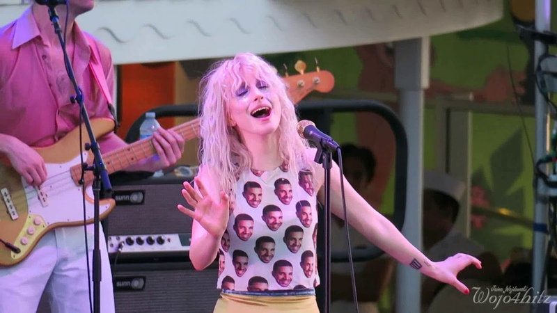 14/17 Paramore - Everywhere (Fleetwood Mac Cover) @ Parahoy 3 (Show 2) 4/08/18 Deep Search