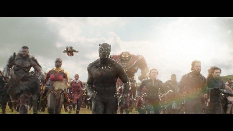 Marvel Studios' Avengers Infinity War Chant TV Spot 2