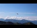 Полет орла над горами Архыза