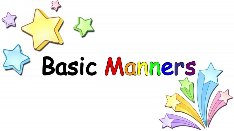 Basic Manners with Ms. Jeanne (S2E01)