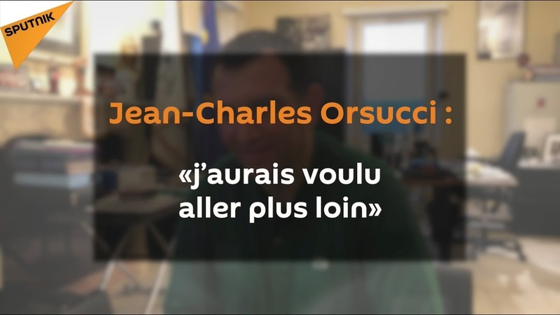 Jean-Charles Orsucci jaurais voulu aller plus loin