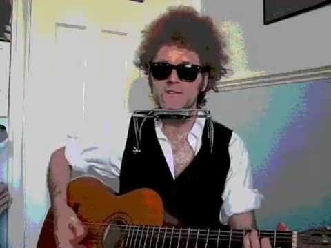 BOB DYLAN ROLLING STONE by Stevie Riks (MrSTEVIERIKS)