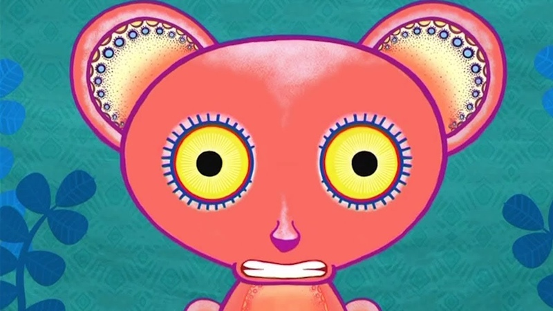 Tinga Tinga Tales Official Full Episodes | Why Bush Baby Has Big Eyes | Cartoon For Children