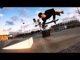 INSTABLAST! - AMAZING Skateboarding ARMS ONLY!! 12ft Drop Heelflip Indy!! Xtreme Fisheye DESTROYED!!