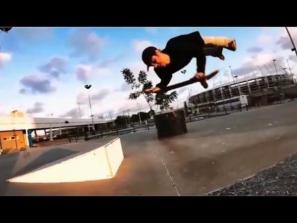 INSTABLAST AMAZING Skateboarding ARMS ONLY 12ft Drop Heelflip Indy Xtreme Fisheye DESTROYED