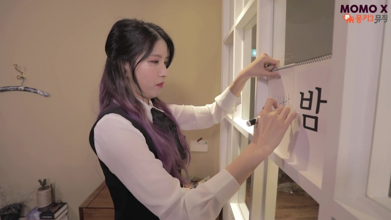 180516 Sowon of GFriend @ Be Taciturn Ep.127