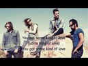 The Killers Some kind of love lyric video