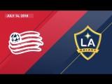 HIGHLIGHTS_ New England Revolution vs. LA Galaxy _ July 14, 2018