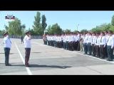 В Донецком военном лицее им. Берегового состоялся выпуск лицеистов.