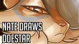 Nate Draws Doestar
