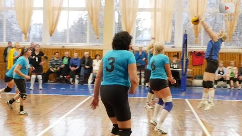 ХІІ Міжнародні змагання з волейболу у Білій Церкві