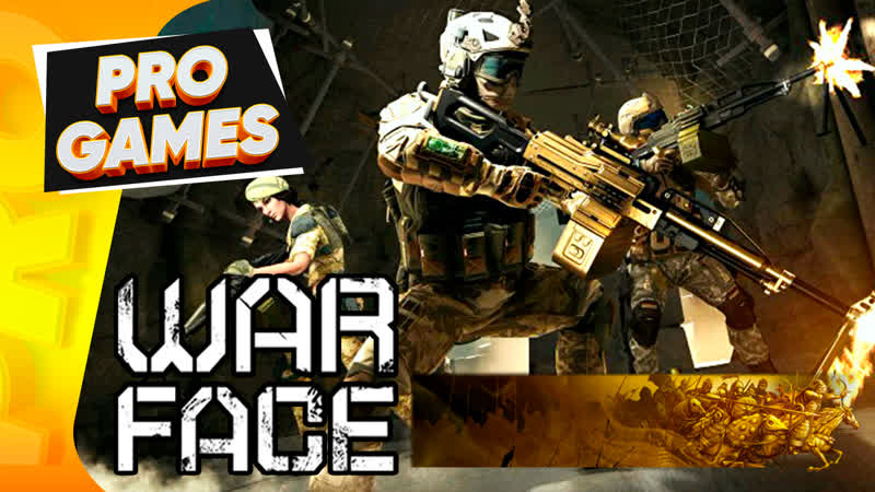ЗОЛОТОЙ ПУЛЕМЕТ ПЕЧЕНЕГ — WARFACE НА PS4 / WARFACE