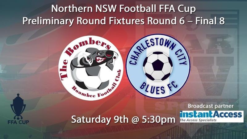 2018 NNSWF FFA Cup Round 6 - Boambee v Charlestown City Blues