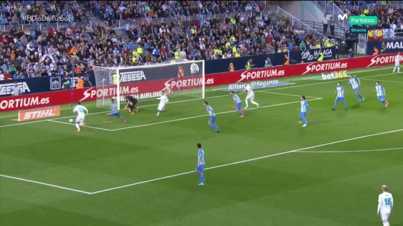 Malaga - Real Madrid 1-2, highlights, 15.04.2018. HD