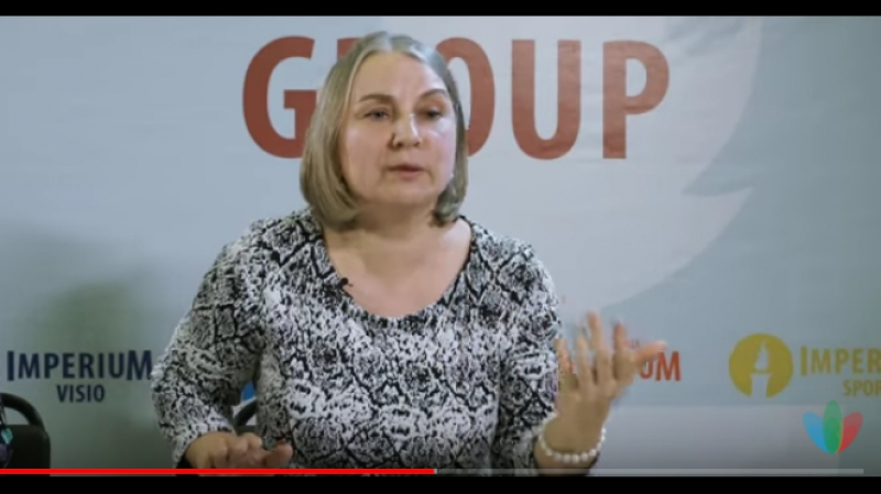 Врач-реабилитолог Светлана Аркадьевна Валовень, встреча в Москве