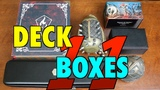 MTG - Deck Boxes 11 by Quiver, Dex Protection, Grimoire, Leifkicker for Magic The Gathering