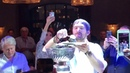 Ovi just casually dishing up some black caviar right out of the Stanley Cup