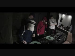 Outselect, timij, dj kibirnetique, j masta badman, tills, d9 - fat vibez #009 @ 11th radio