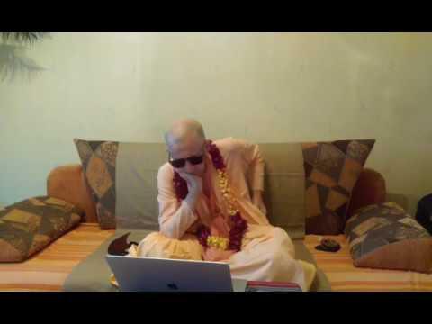 BVV Narasimha Swami, SB 6.3.23 Blagoveshchensk, 03.08.2018 (Eng-Rus)