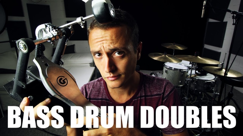3 Grooves to improve your Bass Drum Doubles - Daily Drum Lesson