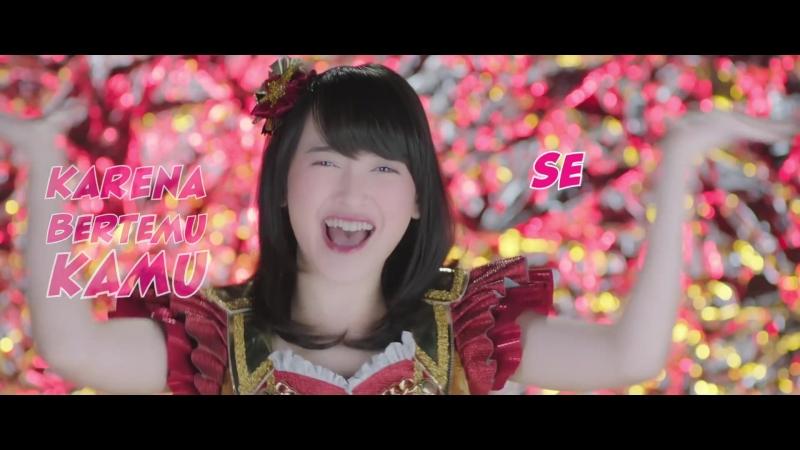 JKT48 - Luar Biasa (Saikou Kayo) - Utsuru