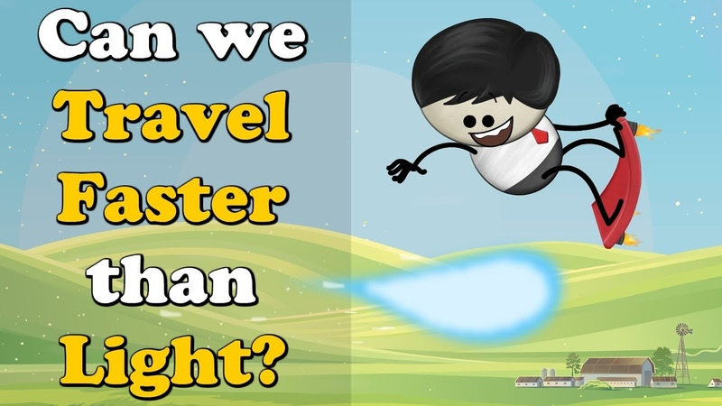 Can we Travel Faster than Light? | aumsum kids education