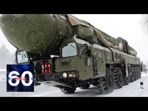 Паника в Киеве! Путин подогнал Искандеры к границе Украины! 60 минут от 13.12.18
