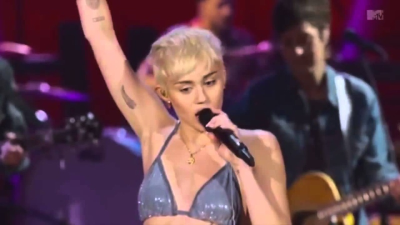 Miley Cyrus - Why'd you only call me when you're high