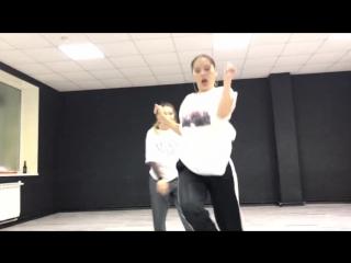 Ishigi & sardaana vmd x siberion choreo weekend