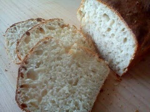 Как испечь домашний хлеб | Простой рецепт хлеба на дрожжах.