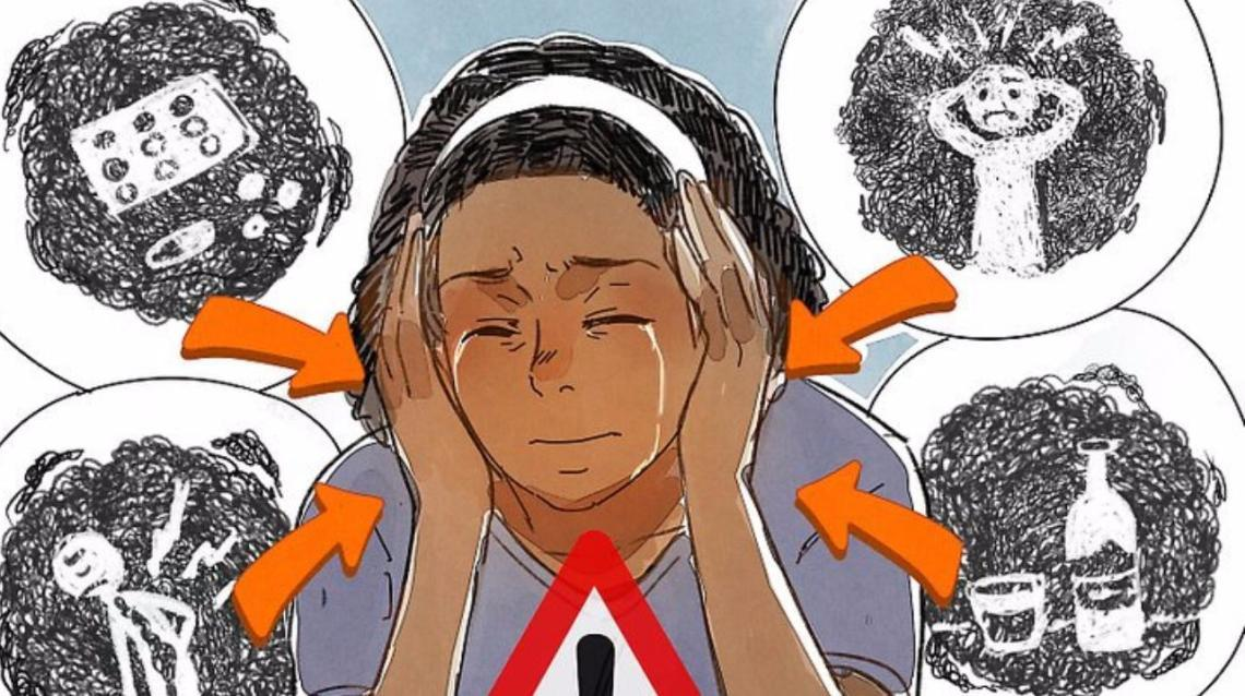 Пациенты, страдающие биполярным расстройством I с психотическими особенностями, могут испытывать крайнюю паранойю.