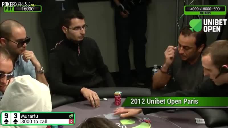 When a chop poker pot feels like a DISGUSTING BAD BEAT!