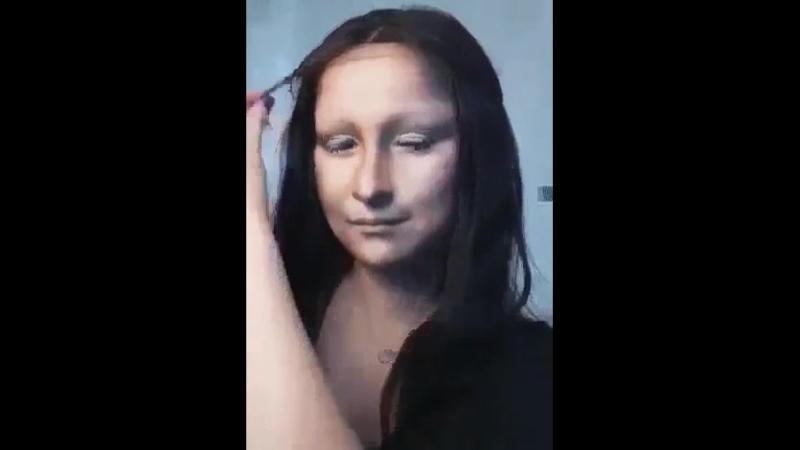 Мона Лиза ожила