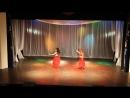Танцы в моём сердце / Восточные танцы дуэт
