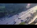 Авария Москва Кутузовский проспект