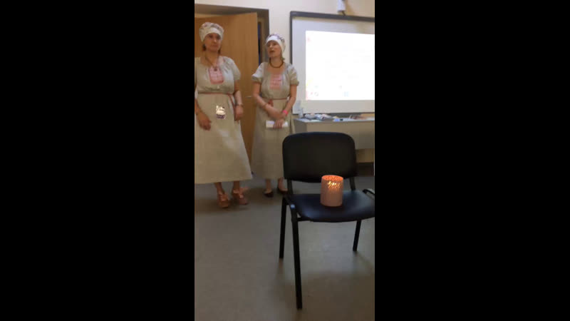 Лекция Центр поддержки материнства Матрешки